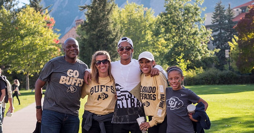 CU Family Day