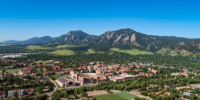 CU from above