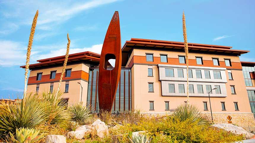 Interdisciplinary Research Building