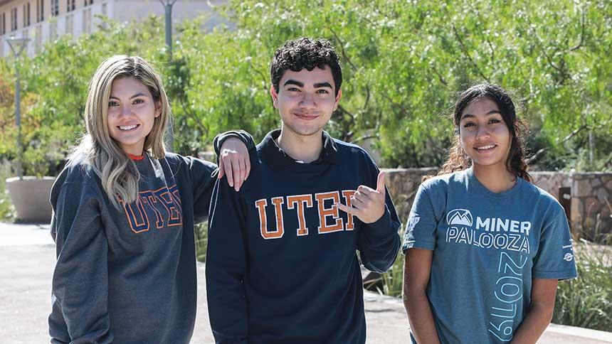 UTEP Students